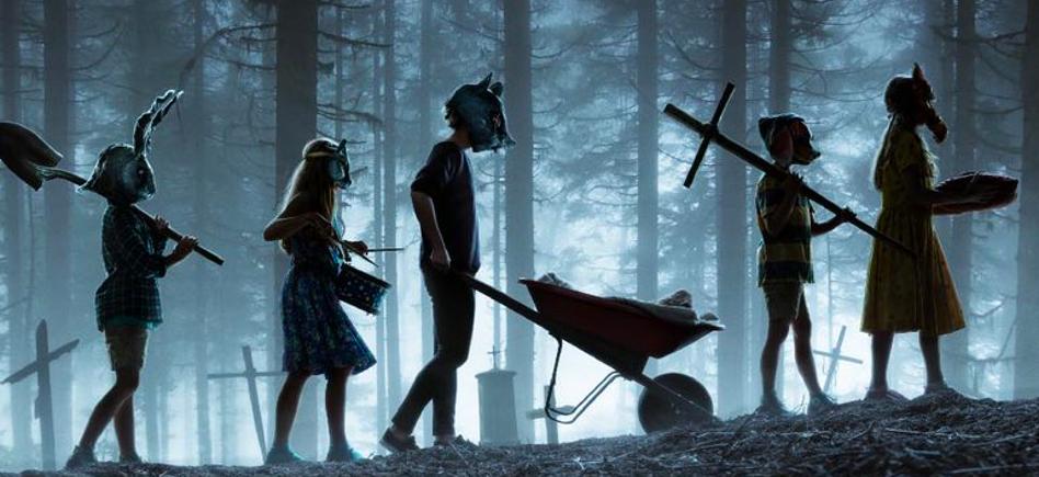Pet Sematary - film horror Stephen King trailer