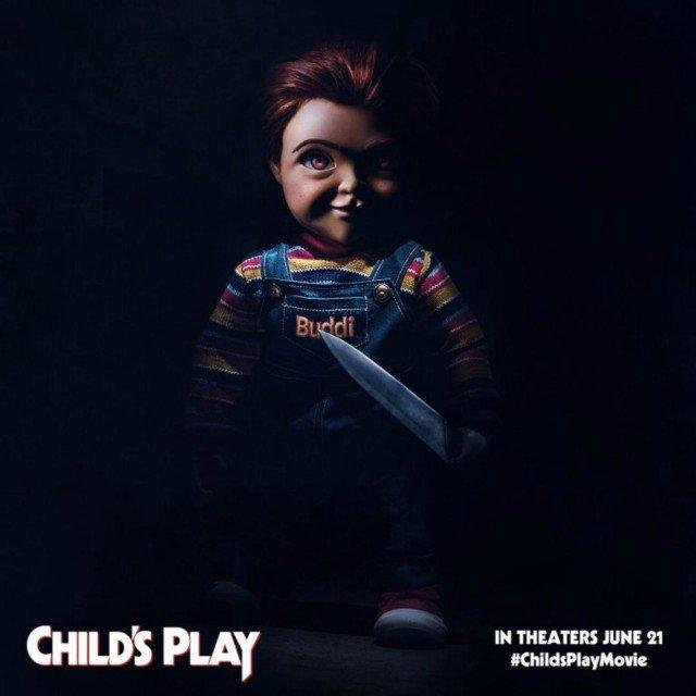 Child's Play - la bambola assassina -horror - poster
