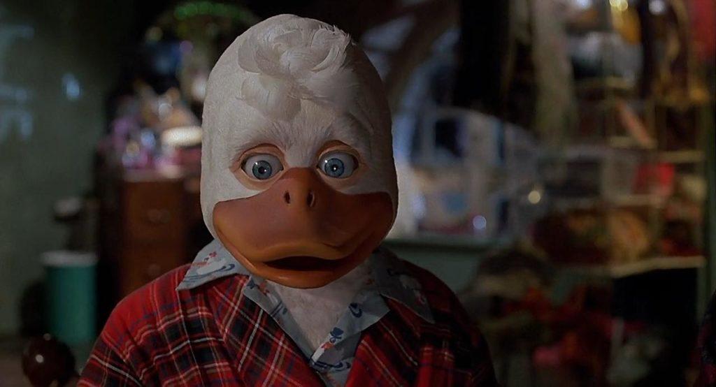 howard the duck marvel film netflix