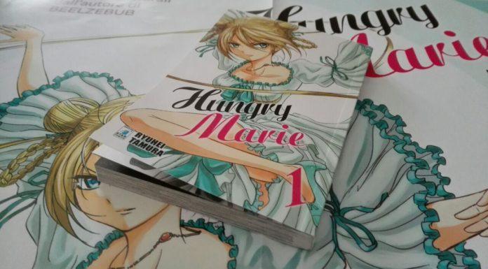 hungrie marie star comics poster volume 1 recensione spoiler free