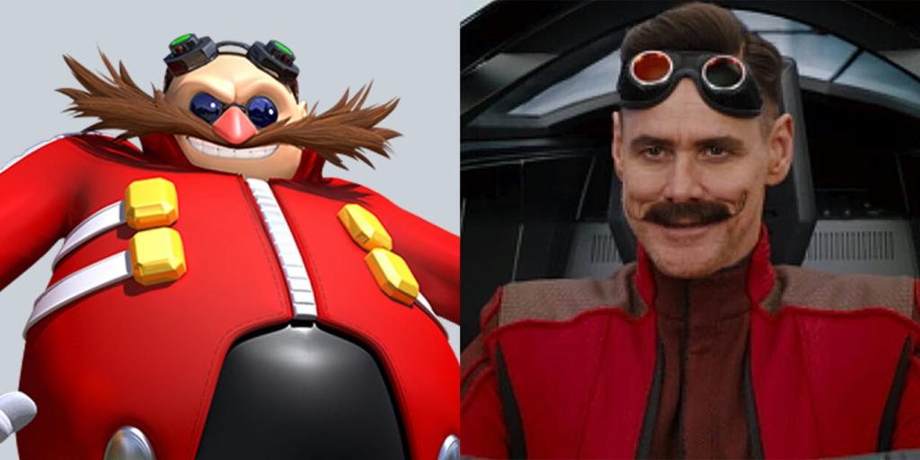 Sonic the Hedgehog - trailer del film live-action con Jim Carrey