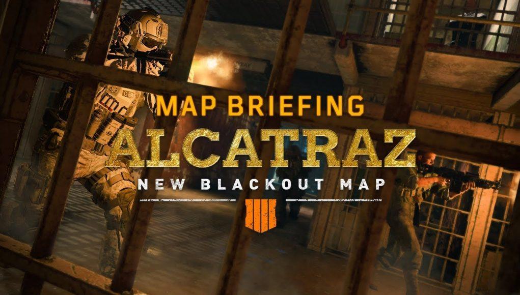 Call of Duty 4 Black Ops 4 di Activision. Nuova mappa. Modalità Blackout gratuita per tutto Aprile.