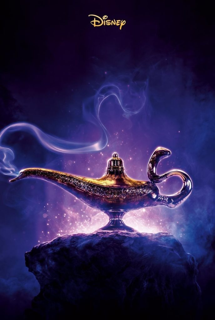 Aladdin: live-action Disney, Guy Ritchie film