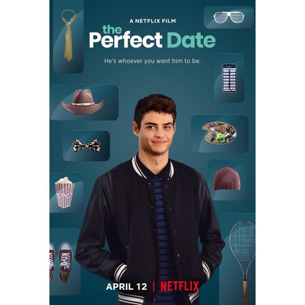 The Perfect Date - Netflix film commedia romantica