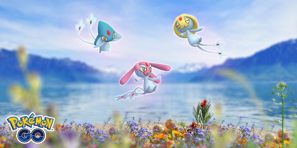 I 3 nuovi Pokemon Leggendari introdotti in Pokemon Go