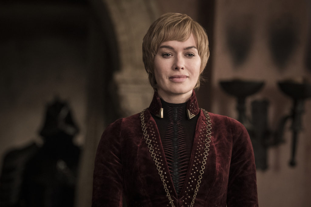Cersei  Game of Thrones (Il Trono di Spade) foto episodio 8x05