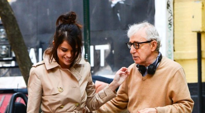 A Rainy Day in New York Woody Allen