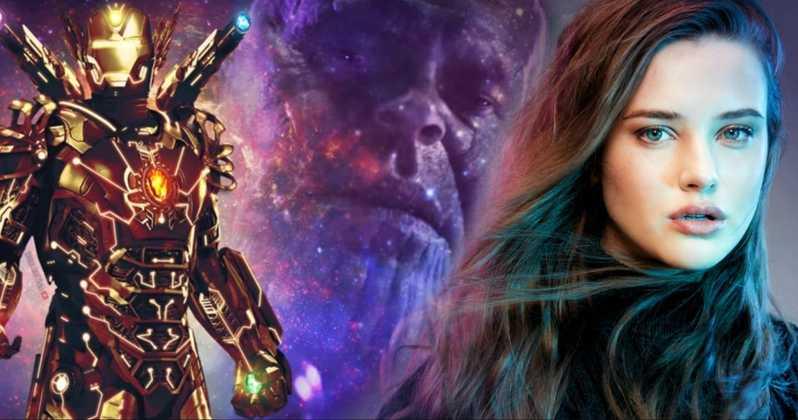 avengers endgame Katherine Langford