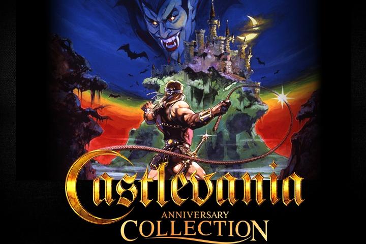 Castlevania Anniversary Collection giochi Uscite Maggio