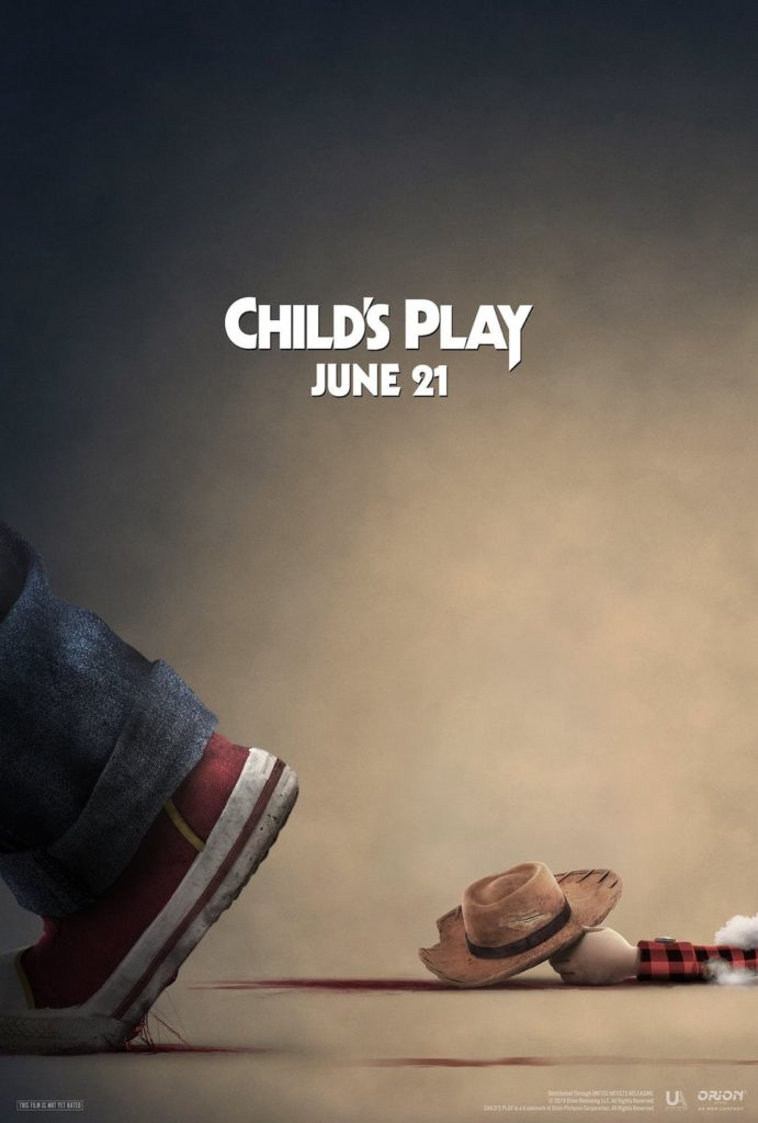 Poster Chucky e Woody, Toy Story