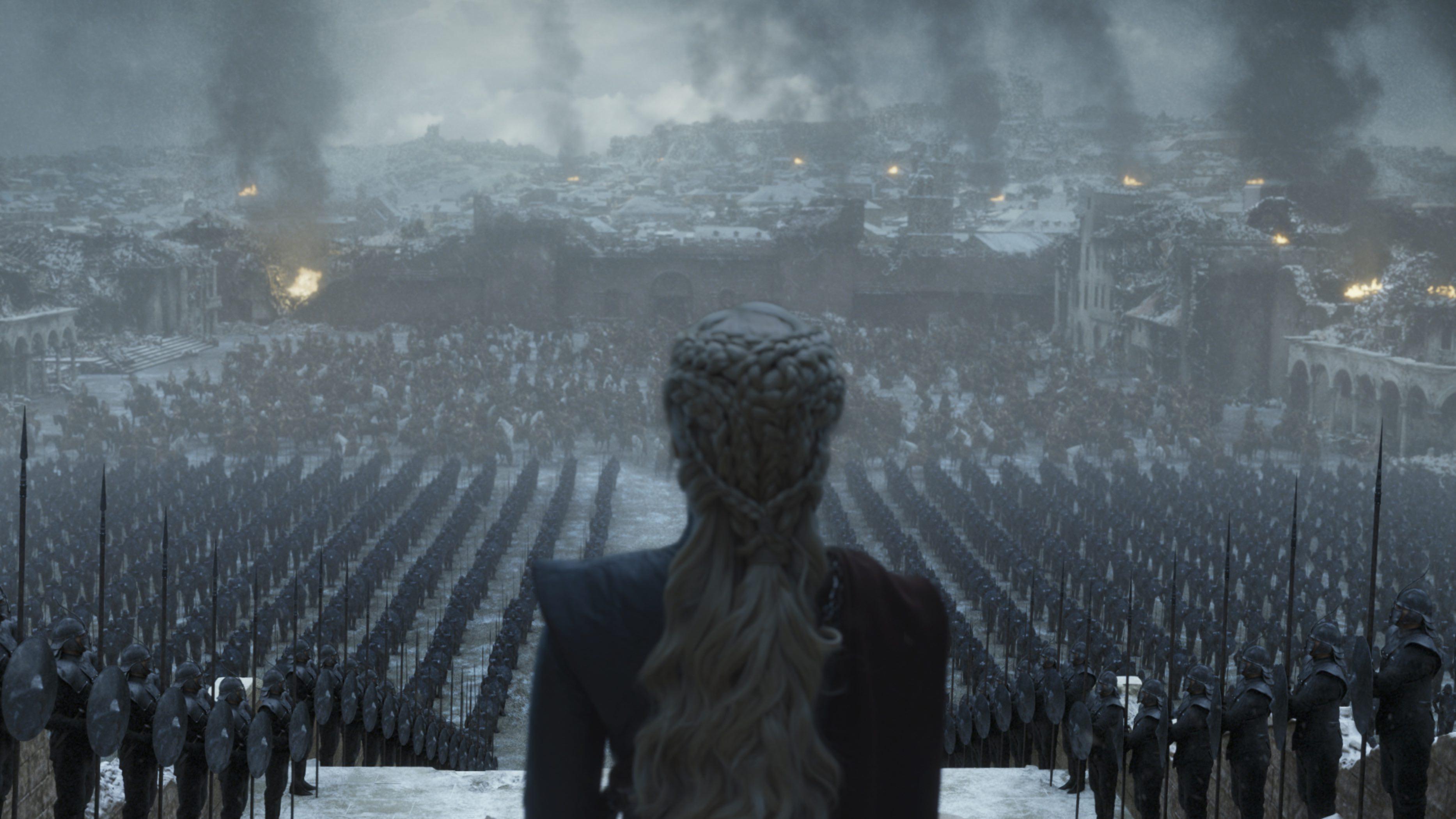 Game of Thrones foto 8x06: Daenerys Targaryen