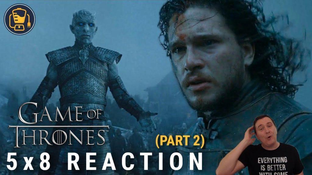Game of Thrones 5x8, TABS, IGN, Joe e Cardy, Ultima Guerra