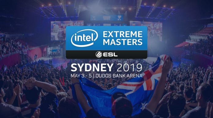 ESL IEM Sydney 2019