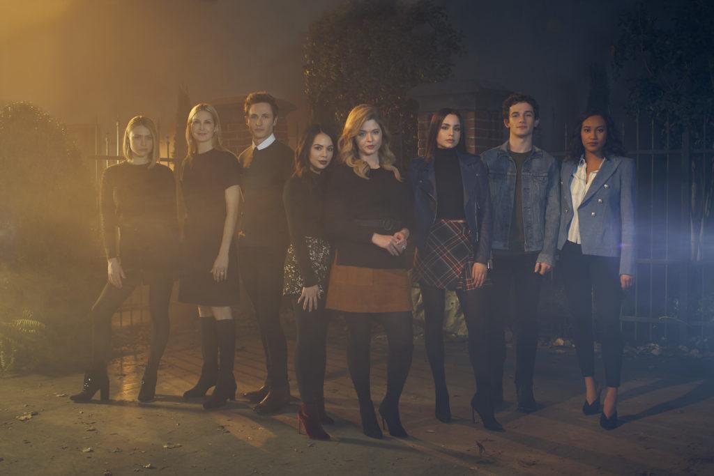 promo pretty little liars episodio the perfectionists 1x09 sinossi