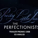 "PLL: The Perfectionists 1x08 ""Hook, Line and Booker"" - video promo ed analisi"