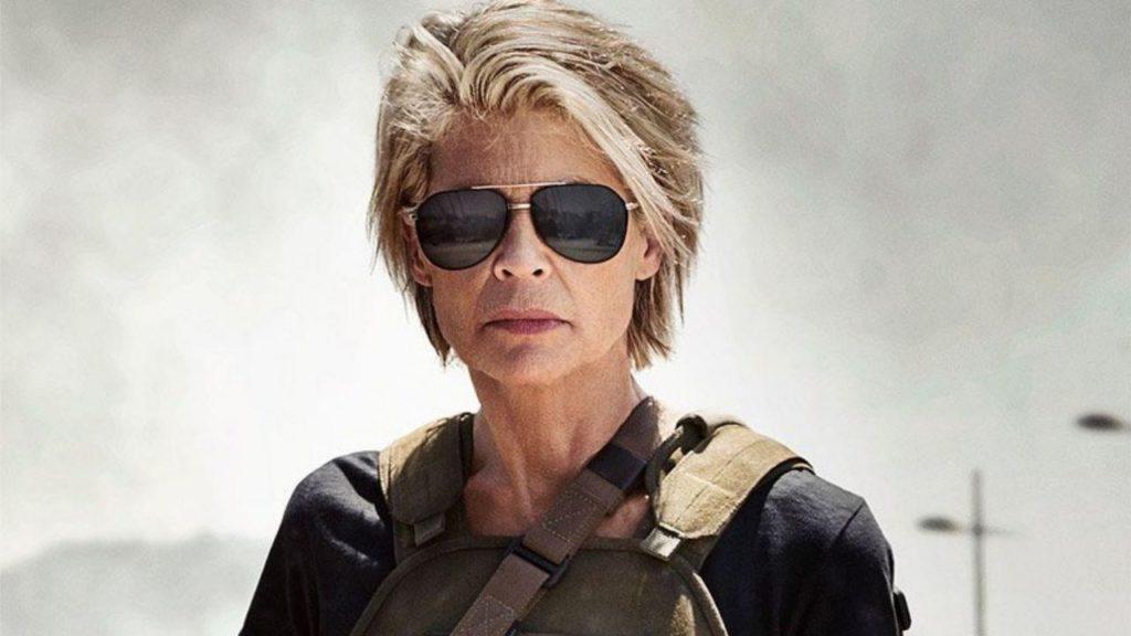 terminator dark fate sarah connor linda hamilton arnold sequel trailer