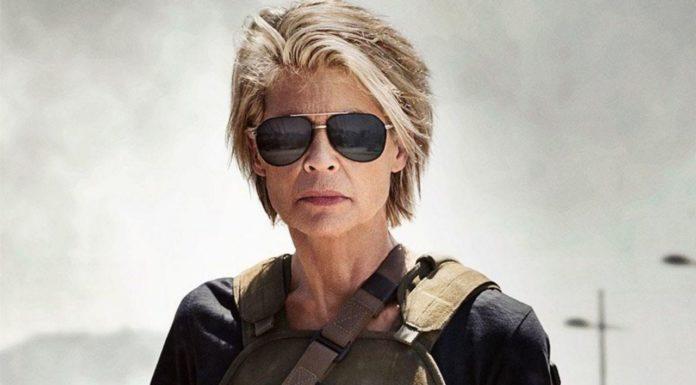 Terminator: Dark Fate Tim Miller