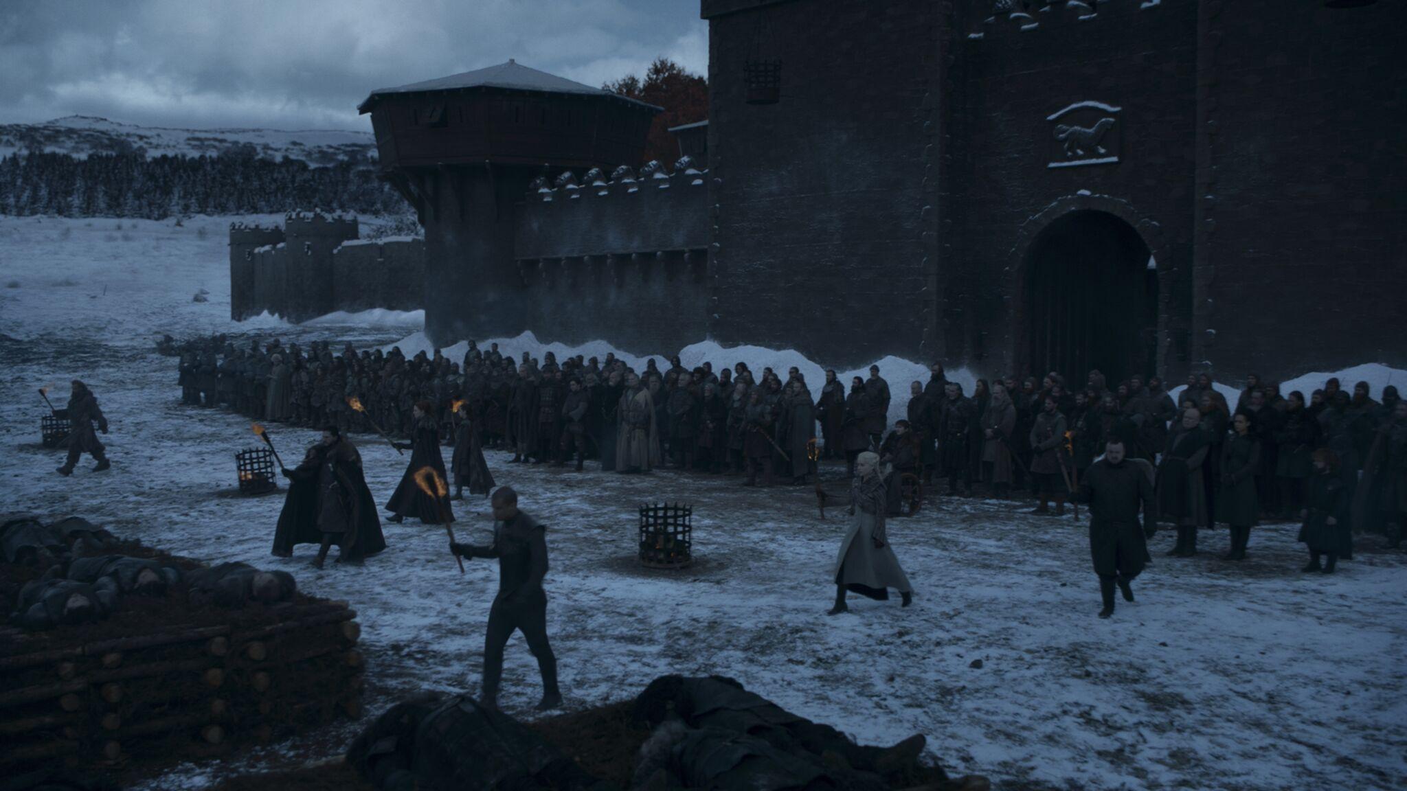 I funerali di Grande Inverno