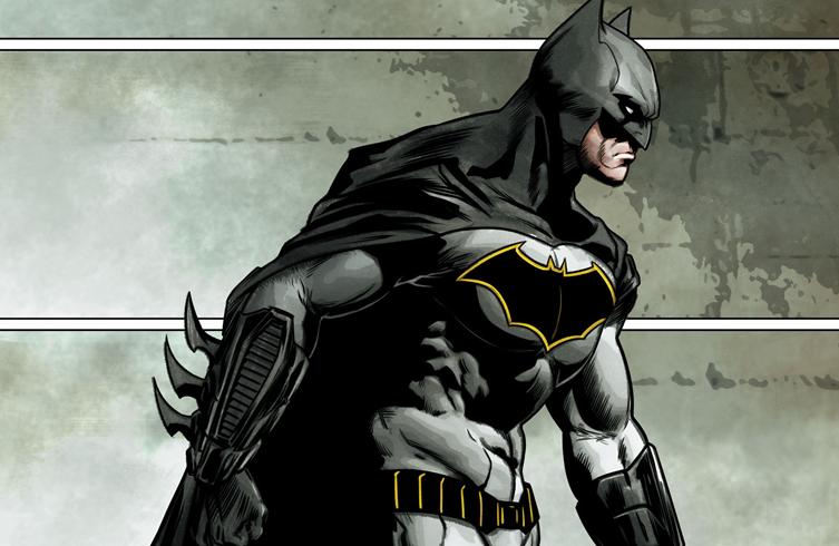 batman dc comics tom king