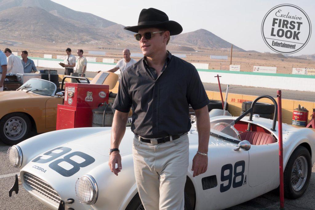 Ford vs Ferrari Christian Bale Matt Damon