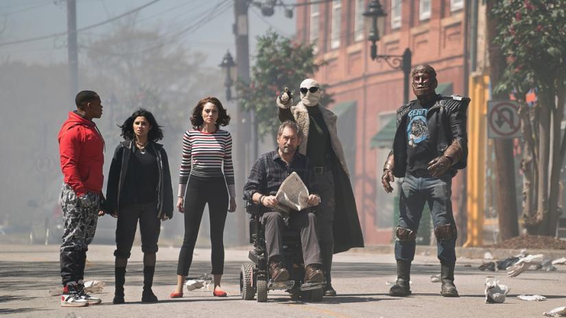 doom patrol seconda stagione hbo max dc universe san diego comic-con