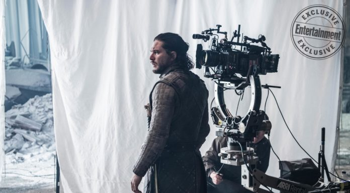 Game of Thrones - Kit Harington Credits: HELEN SLOAN/HBO