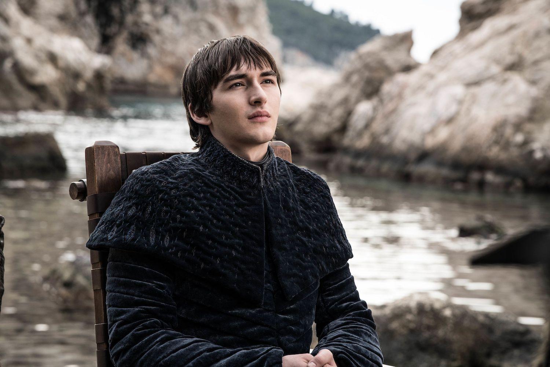 immagini Game of Thrones Re Bran Stark