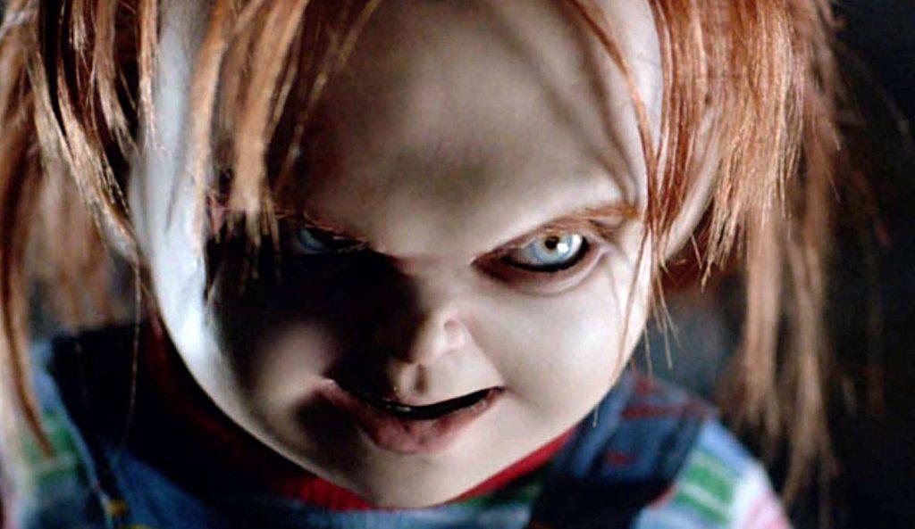 Film horror - Chucky CGI