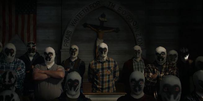 watchmen hbo robert redford doomsday clock hbo alan moore