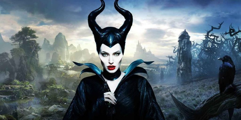 live-action film disney Maleficent: Signora del Male - Angelina Jolie