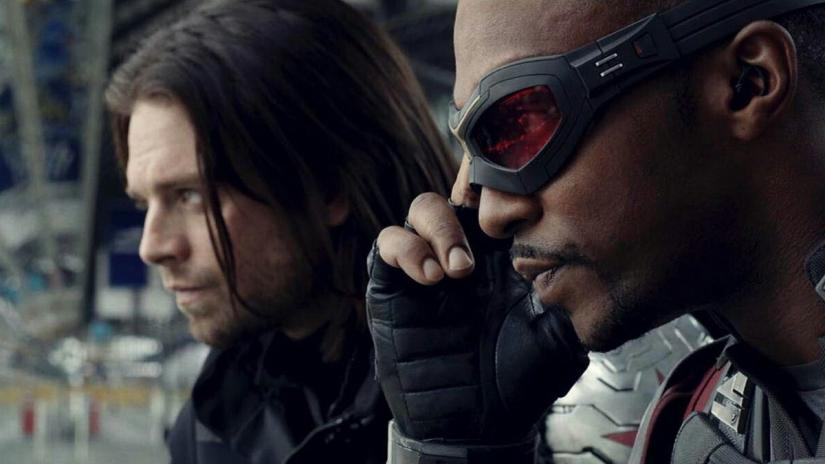 The Falcon and the Winter Soldier dysney+ marvel cinematic universe