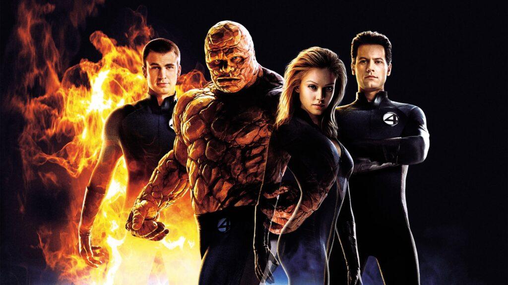i fantastici 4, rumors parlano di un  remake del film marvel