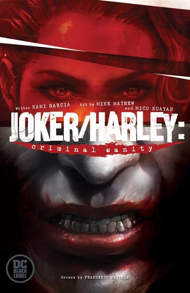 Joker / Harley: Criminal Sanity DC COMICS DC BLACK LABEL