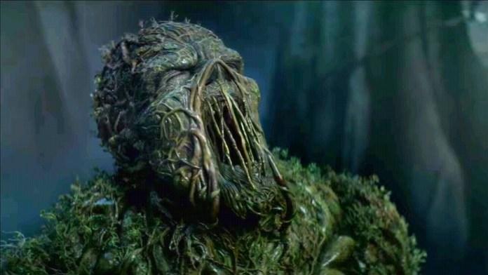 Swamp Thing Dc Universe Derek Mears