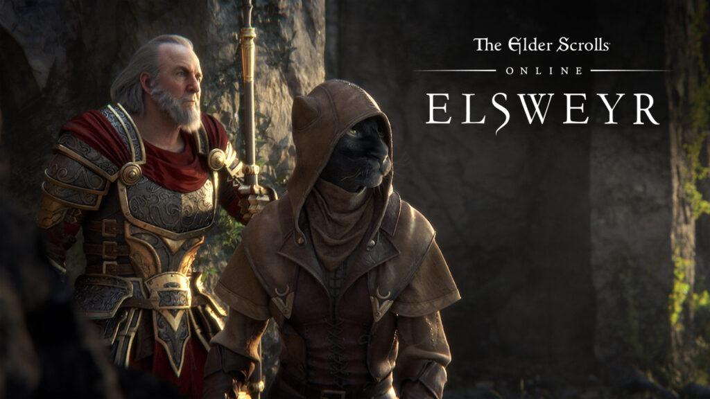 Elder Scrolls Online Elsweyr dlc e3 2019 bethesda