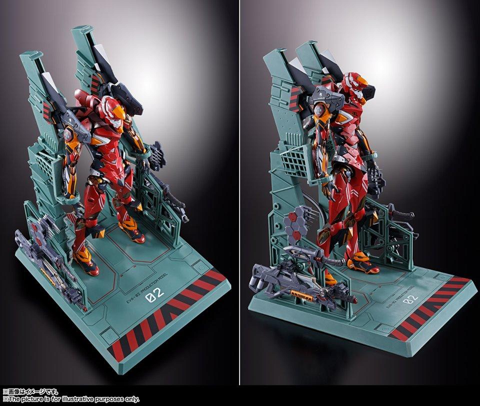 Evangelion 02 Production Model