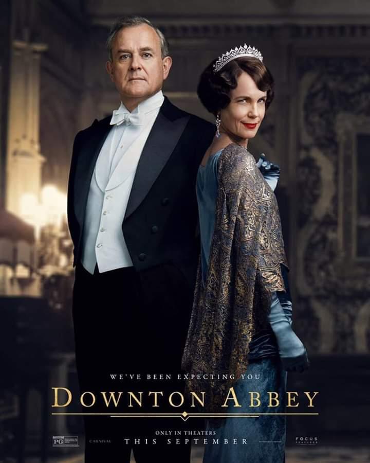 Downton Abbey i character poster ufficiali del film di julian fellowes prodotto da amazon