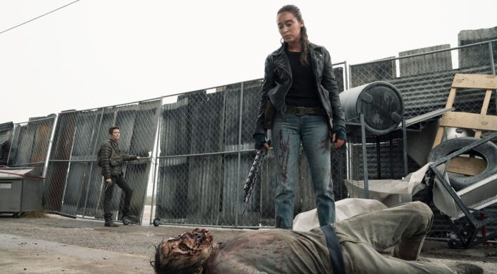 Fear The Walking Dead 5 Alicia Clarke 5x01