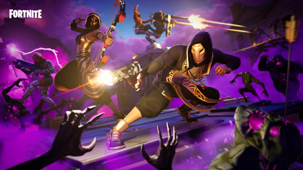 Fortnite Epic Games Patch 9.21 E3