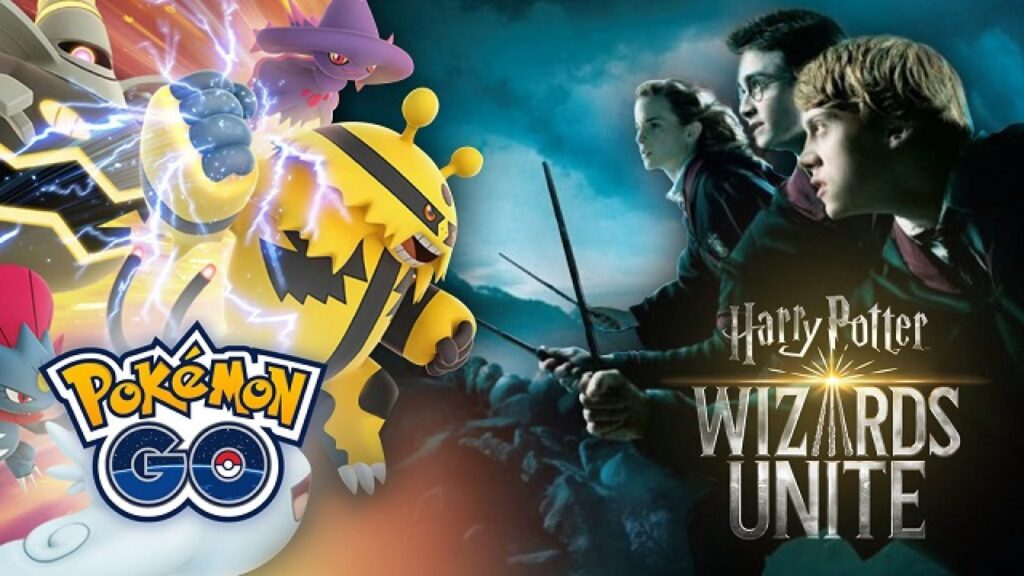 Harry Potter : Wizards Unite evento SOS Task Force Niantic