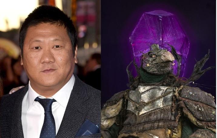 Benedict Wong/Il generale nel prequel di jim henson