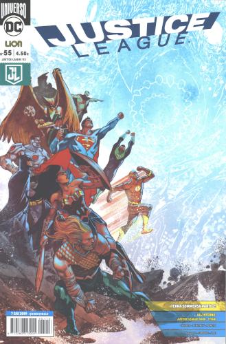 Uscite Dc comics giugno  rw edizioni