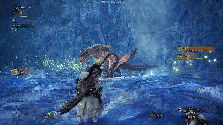 Iceborne beta 2