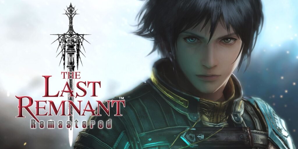 The Last Remnant Square Enix Nintendo Switch Remastered