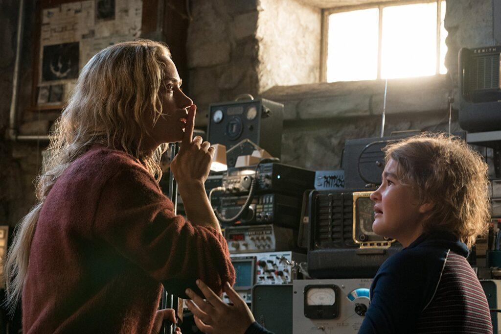 A quiet place, in arrivo il sequel con Emily Blunt e John Krasinski. Vedremo le creature nel secondo film?