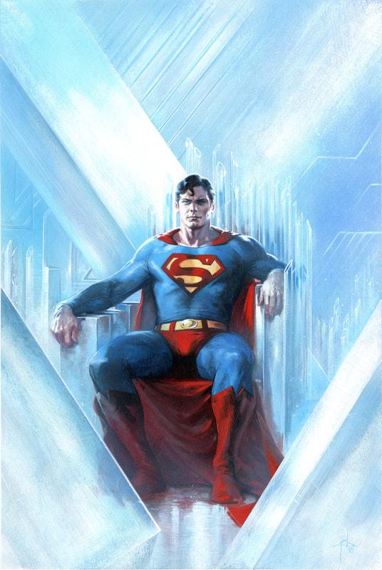 action comics #1000 rw edizioni superman