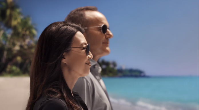 Agents of SHIELD Coulson May