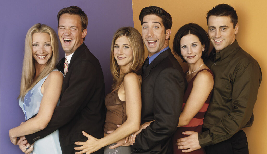 Friends revival - serie tv - Jennifer Aniston