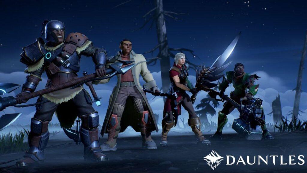 Dauntless Phoenix Labs Anthem BioWare