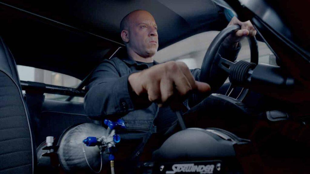 Fast & Furious Toretto
